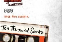 """#TENTHOUSANDSAINTS #MOVIE(STARRING #ETHANHAWK)-IN THEATRES AUGUST 14TH / A love letter to a bygone era of New York City, namely the late '80s, """"Ten Thousand Saints"""" sees directing duo Shari Springer Berman and Robert Pulcini"""