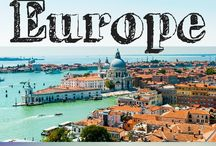 Traveling in europe