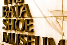 Images of the Bata Shoe Museum!