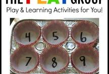 Math for kids / by Jenice Fukushima
