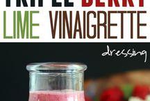 Recettes Vinaigrette