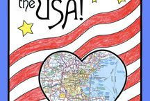 Fourth of July Crafts / Crafts and activities for the Fourth of July - Patriotic Crafts / by Danielle's Place of Crafts
