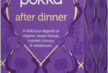 Pukka / From the spring of Morning Time to the calm of Night Time, we've created delicious organic herbal teas to match your every mood.