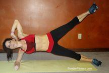 melissa bender workouts