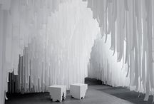 white intallation