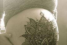 Henna la gravida