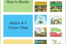 kids: book lists / by A La Mode Creations
