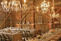 Country Chic Wedding / by Miss Ruby