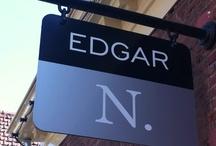 Edgar N. Tailormade / Passie voor Maatpakken. Iedere man verdient een maatpak!