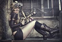 Steampunk and costumes