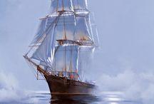 мое любимое море... / моя неутихающая страсть...
