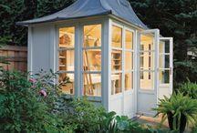 Greenhouses, Sheds...