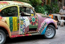 Art: Cars / by Jean Elizabeth Ward