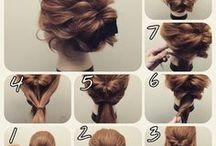 Cheveux / Coiffures