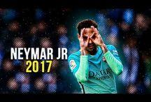 The best football videos - Neymar Jr 2017 Skills Show HD