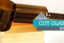 HOW TO CUT BOTTLES