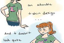 Busty Girl Comics
