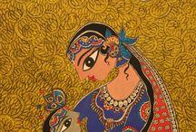 madupani painting