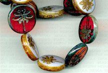 Table Cut  / Original Czech Glass Beads: http://www.beadsczech.com/table-cut-window-beads.html