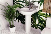 Bathroom Trends - A/W 2015-16 / The most popular and on trend interior looks for Autumn/Winter 2015
