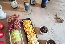 Wine & Cheese Events