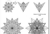 gwiazda papier