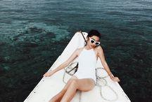 - summer time / tropical fun