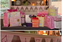 Princess Party Ideas: Birthday and Baby Showers