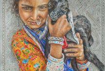 India Artwork