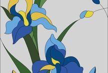 Decoratif flowers