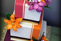 Свадебные и красивые торты