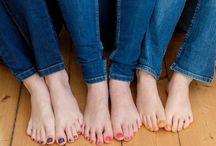 jeanshosen kürzen