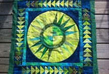 My Quilts / Images of quilts I've made and projects in process
