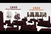 Corporate / Envie de connaître PwC ? Nos infographies et vidéos vous emmènent dans les coulisses de notre entreprise.