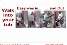 Bathroom Safety / Falls are a threat to the health of older adults and can reduce their ability to remain independent........