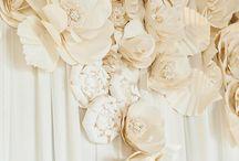 Paper Flower Deco