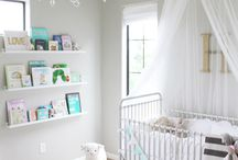 Nursery Ideas / by Ashlee Schmidt