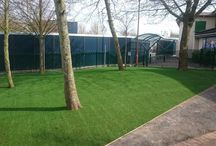 Trulawn Schools and Nurseries / Ideas for children's play areas, schools and nurseries