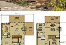 Lakeside House Plans