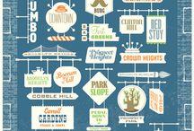 Illustrations voyage / Découvrir les pays et les villes avec de belles illustrations !