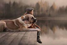 Fantastiske fotografier / BArn & dyr