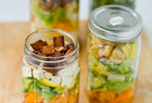 Veggies, Fruits & Salads