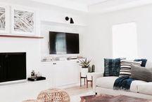 HOME: MINIMALIST + SIMPLE DECOR / minimalist, simple, classic, Scandinavian,