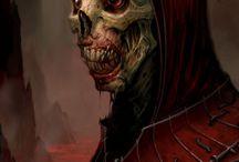 dark & macabre