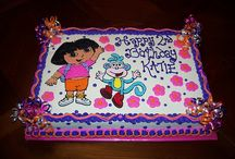 Birthday cake requests
