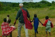 Tanzania, including Zanzibar / Outreach and fun in Tanzania!
