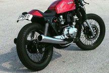 Stratos Paulis - Honda CB400N / #MRCG #HONDA #CB400 #CUSTOMIZING