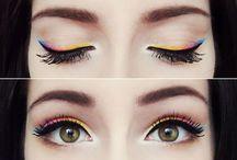 Make Me Up / Makeup / by Christine K