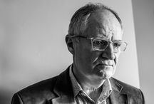 Portraits by me! / Jim Broadbent at home in Lincolnshire