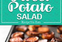 salad aweet potato